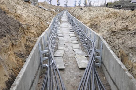 Способы монтажа кабельных линий